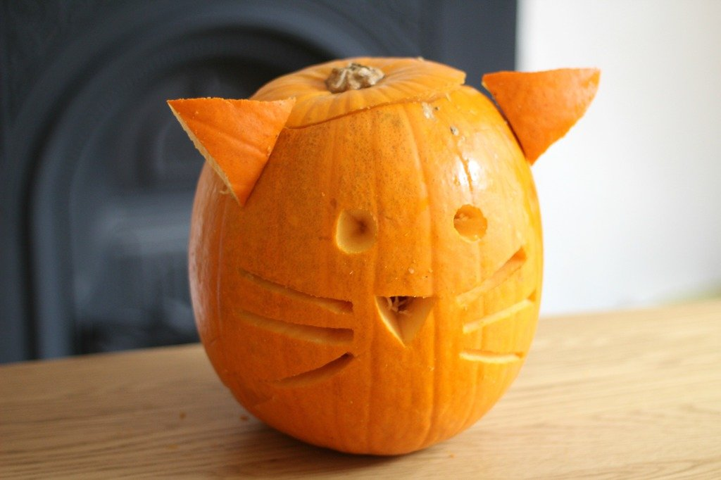 Days out with the kids pumpkin carving ideas