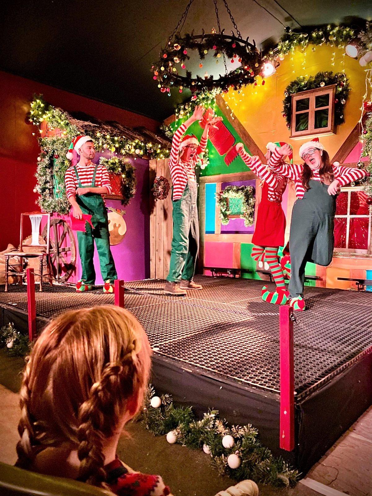 Fishers Farm Park Magical Christmas Show